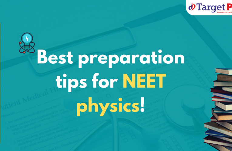 Best preparation tips for NEET physics!